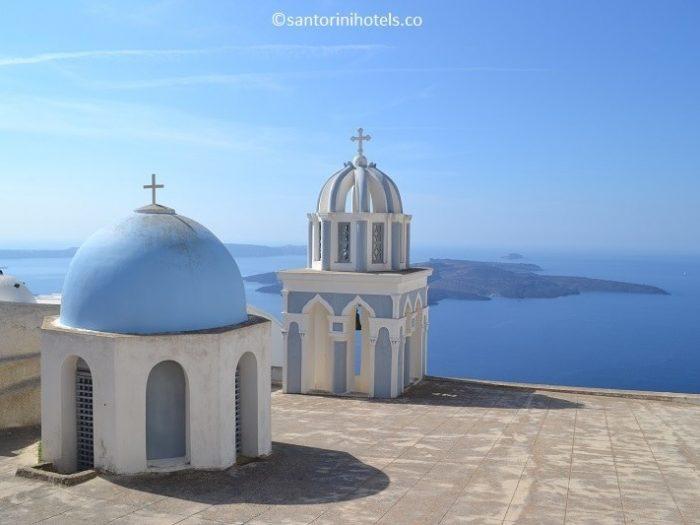 Firostefani Santorini 2